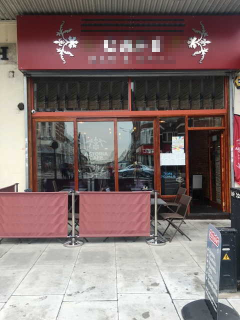 Caf� - Restaurant in South London For Sale
