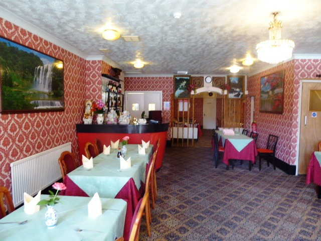 Chinese Restaurant in East Sussex For Sale
