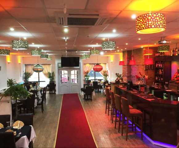 Indian & Nepalese Restaurant in Northamptonshire For Sale