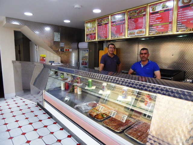 Kebab Shop in Croydon For Sale