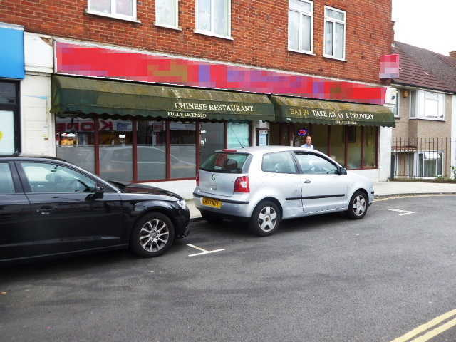 Chinese Restaurant in Middlesex For Sale