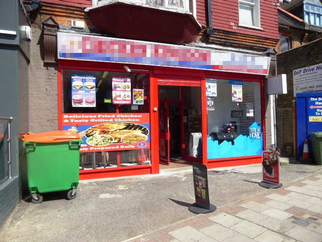 Fast Food Restaurant, Takeaway, Chicken Shop, Convenience Store and Confectioners in South London For Sale