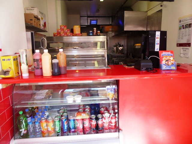 Chicken Shop with Adjoining Confectioners in Keston For Sale