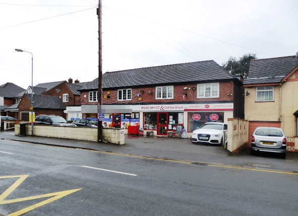 Cafe, Sandwich Bar and Post Office in Worcestershire for sale