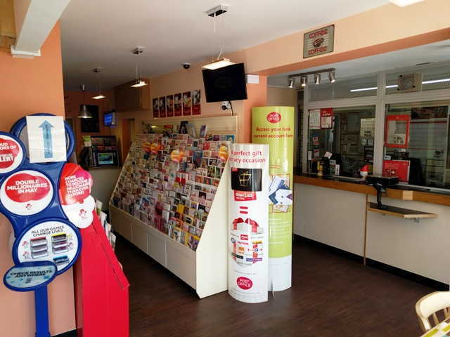 Buy a Cafe, Sandwich Bar and Post Office in Worcestershire