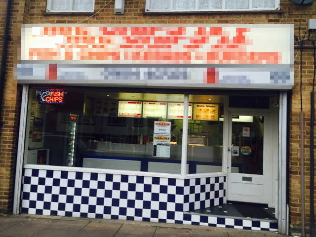 Fish & Chip Shop in Northamptonshire For Sale