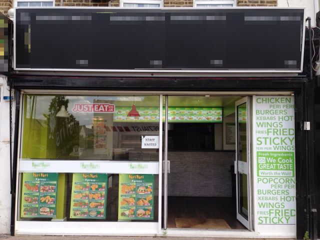 Chicken Shop in East London For Sale