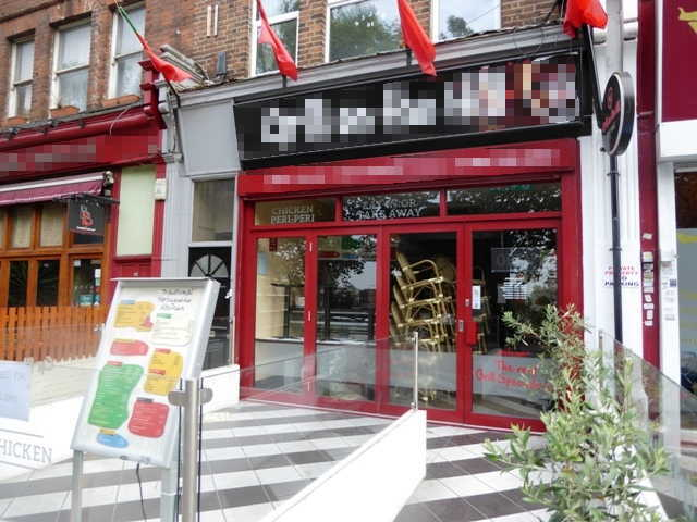 Grill Restaurant in South London For Sale