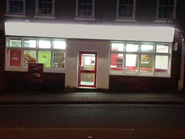 Kebab and Indian Takeaway Restaurant in Worcestershire For Sale