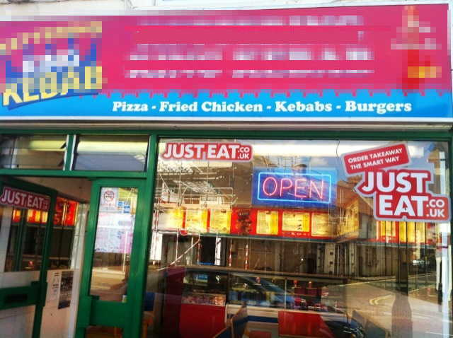 Kebab and Chicken Shop in Northamptonshire For Sale