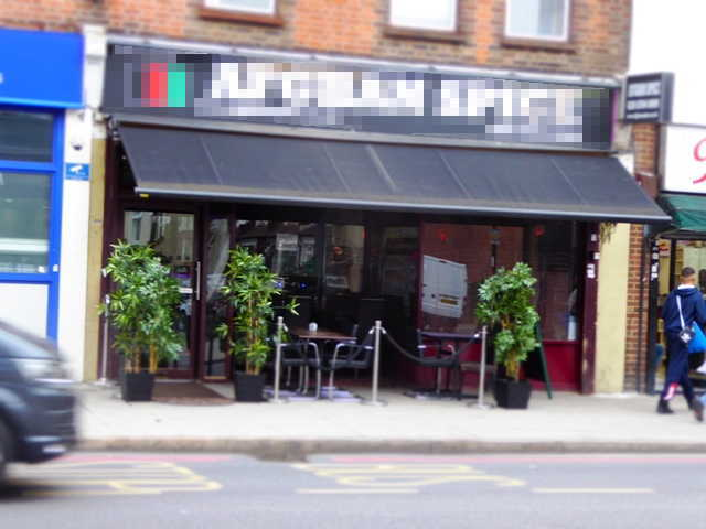 Restaurant in South London For Sale