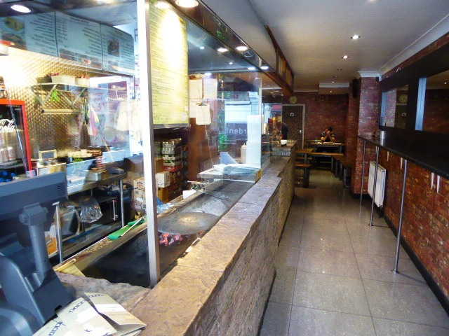 Kebab Shop and Chicken Shop in South London For Sale
