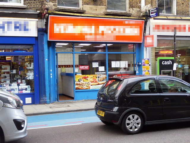 Pizza Takeaway in South London For Sale