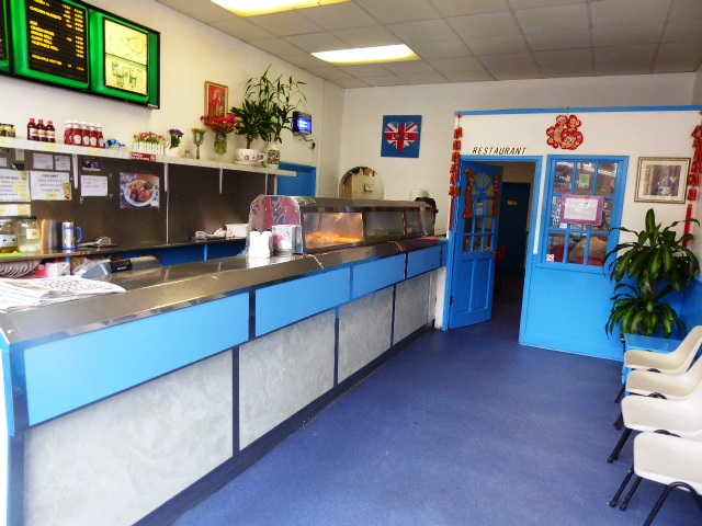 Fish & Chip Restaurant in Bromley For Sale
