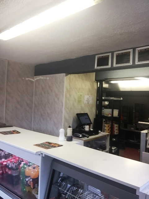 Chicken & Kebab Shop in Stafford For Sale
