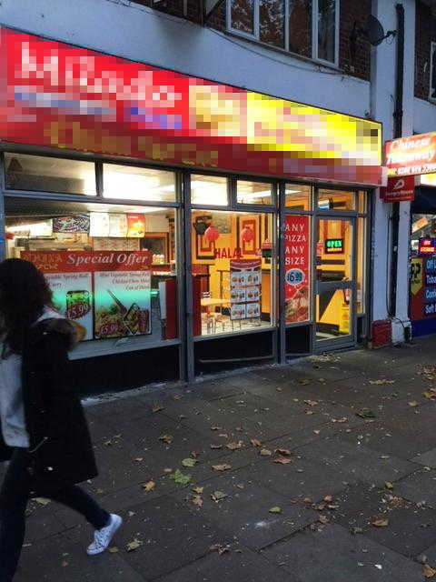 Fast Food Restaurant, Pizza Takeaway, Chicken  and Chinese Takeaway in Middlesex For Sale