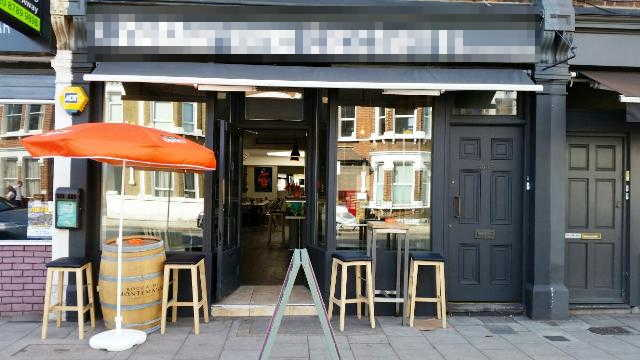 Closed Restaurant in South London For Sale
