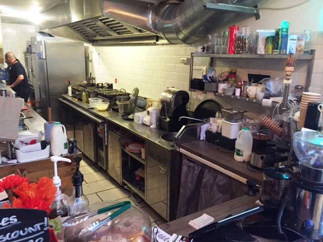 Sell a Cafe Restaurant in Central London For Sale