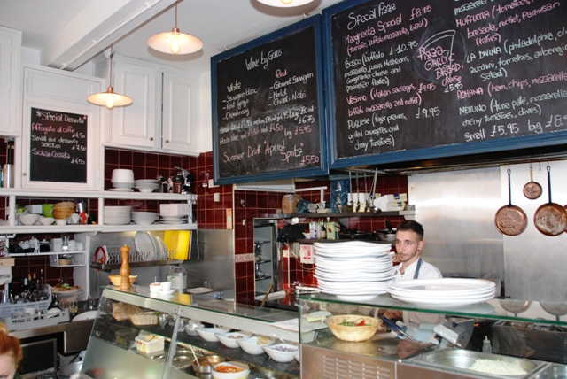Sell a Restaurant, Fast Food Restaurant and Wine Bar in Central London