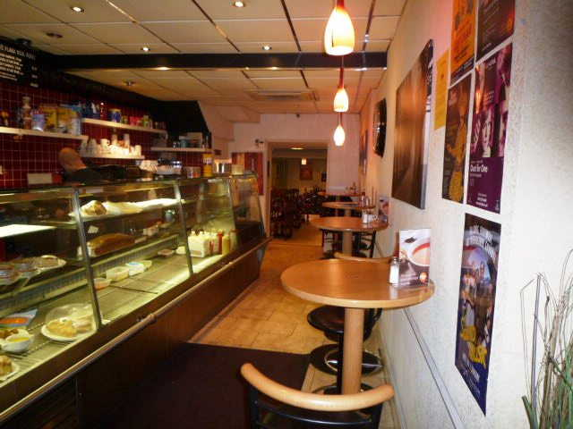 Buy a Cafe Sandwich Bar in West London