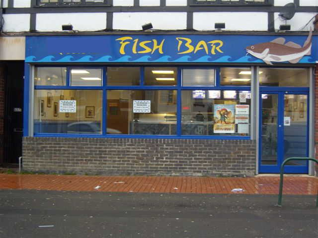Fish & Chip Shop in Wiltshire For Sale