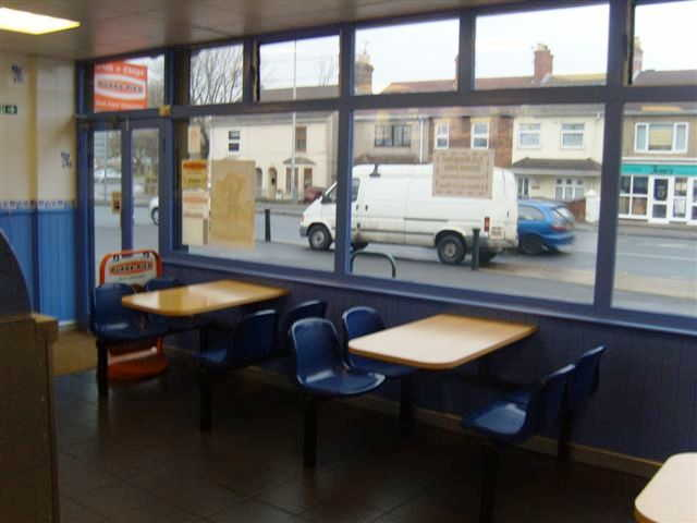 Fish & Chip Shop in Swindon For Sale