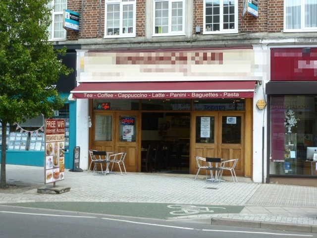 Cafe and Sandwich Bar in Middlesex For Sale