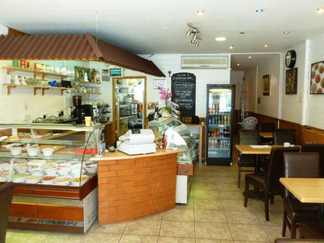 Cafe and Sandwich Bar in Harrow For Sale