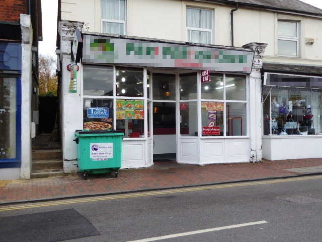 Chicken and Pizza Shop in Kent For Sale