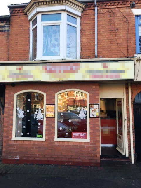 Peri Peri Chicken Shop in Leicestershire For Sale