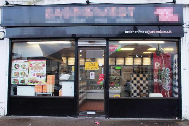 Pizza, Kebab & Chicken Shop in Middlesex For Sale