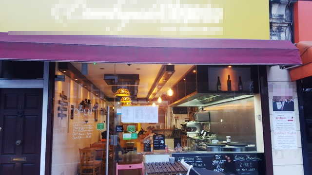 Creperie and Tea Room in North London For Sale