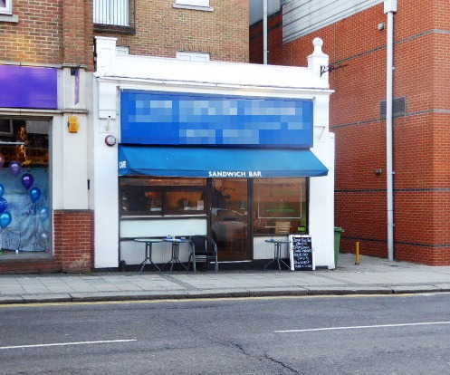 Cafe Sandwich Bar in Surrey For Sale
