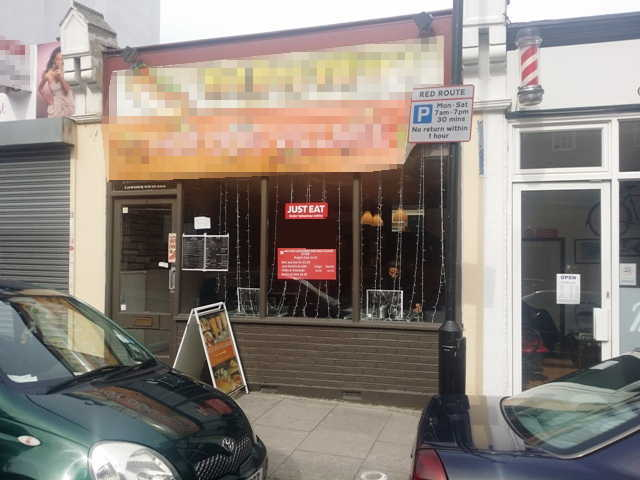 Restaurant and Fast Food Restaurant in South London For Sale