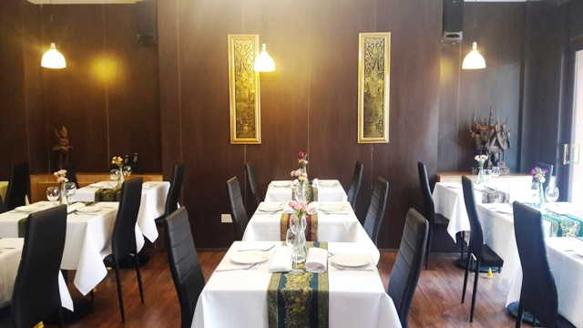 Thai Restaurant in Gloucestershire For Sale