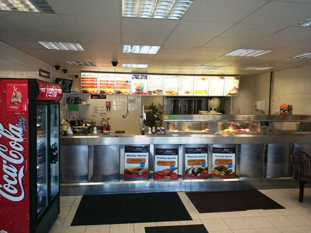 Fish & Chip & Kebab Shop in Derbyshire For Sale