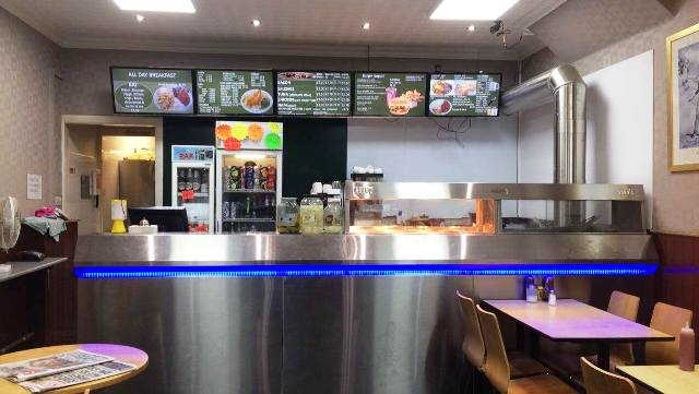 Cafe Restaurant and Fish & Chip Shop in West Sussex For Sale