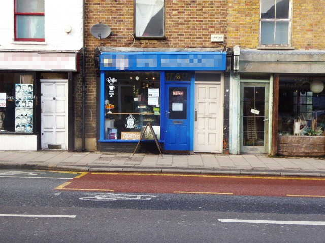 Coffee Shop for sale in South London