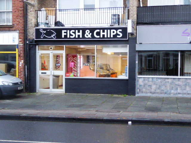 Fish & Chip Shop and Takeaway in Kent For Sale
