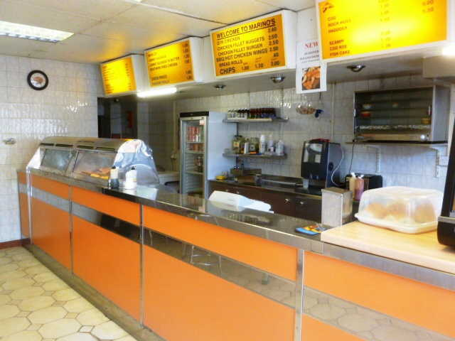 Fish & Chip Shop and Takeaway in Welling for sale