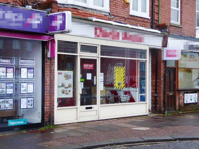 Fast Food Restaurant and Takeaway in Worthing For Sale