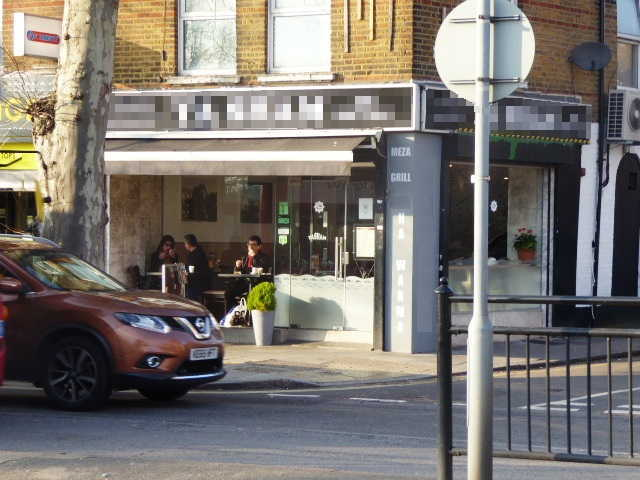 Lebanese Restaurant in West London For Sale