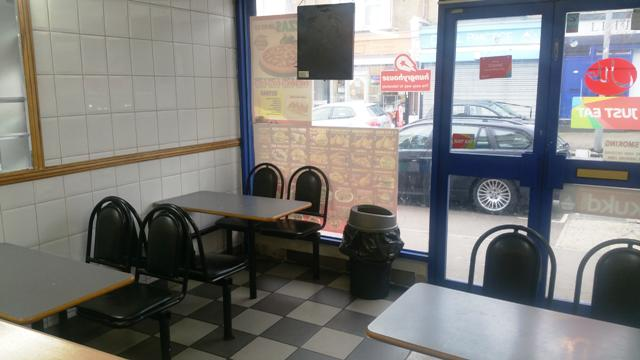 Chicken & Indian with Seating in East London For Sale