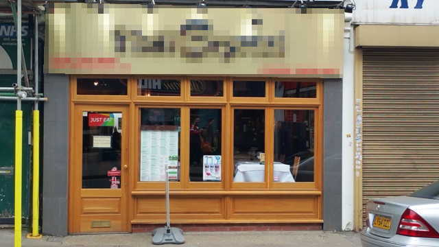 Thai Restaurant in South London For Sale