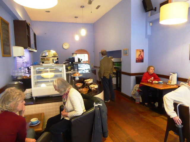 Coffee Shop Restaurant in Purley For Sale