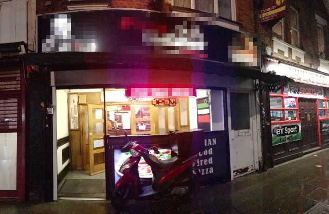 Italian Restaurant and Pizza Takeaway in West London For Sale