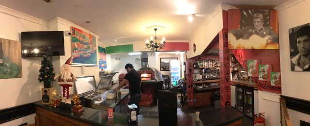 Italian Restaurant and Pizza Takeaway in Hanwell For Sale