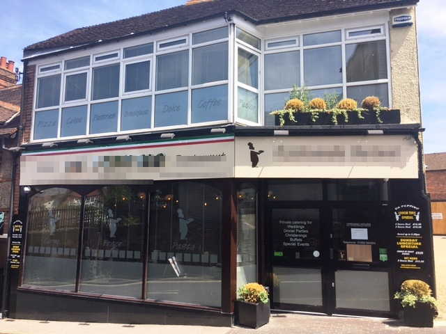 Italian Restaurant in Kent For Sale