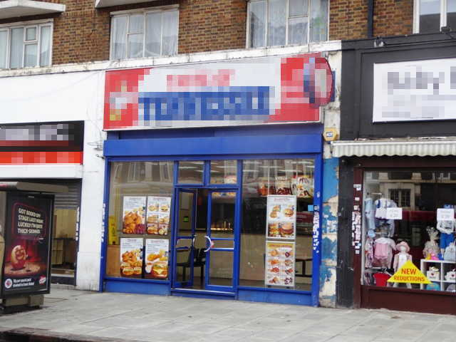 Chicken Shop in South London For Sale