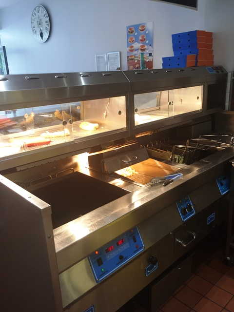 Fish & Chip Shop in South London For Sale